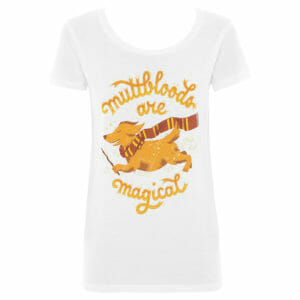 Muttbloods Wide Neck Women's T-shirt