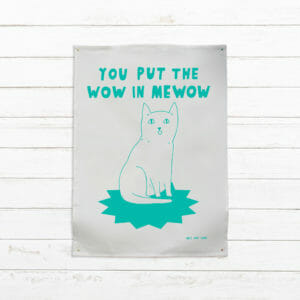 you put the wow in mewow